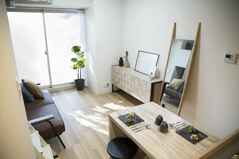 記事 マンションモデルハウス(芦原橋)のアイキャッチ画像