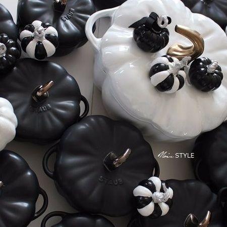 白黒かぼちゃ