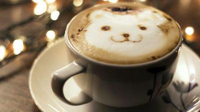 記事 カフェ風のアイキャッチ画像