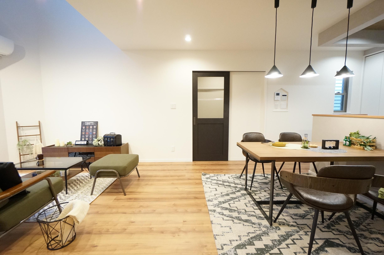 記事 京都小山谷田町-モデルハウスのアイキャッチ画像