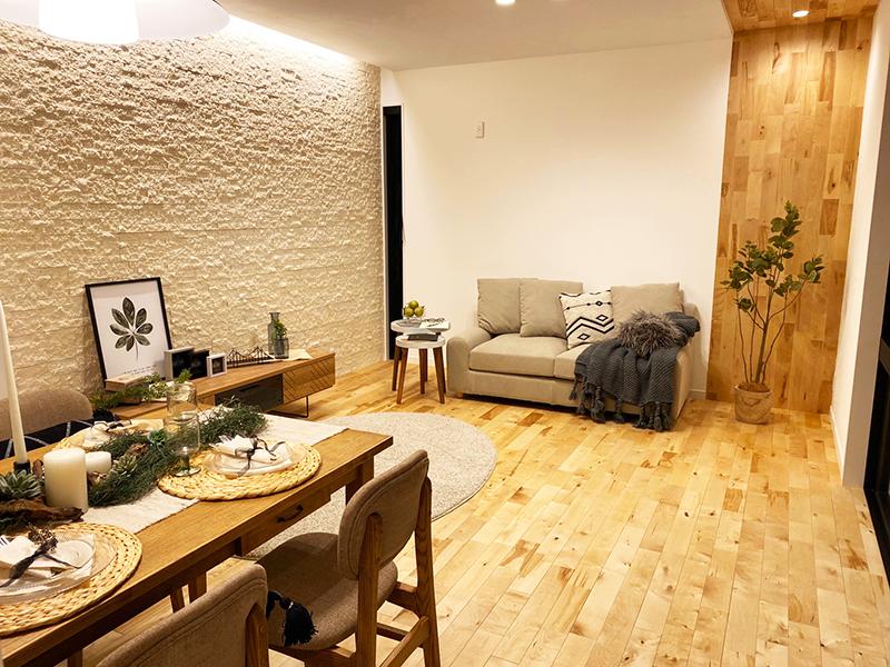 記事 大阪星田8丁目 野村工務店様-モデルハウスのアイキャッチ画像