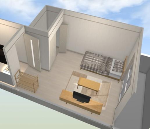 1K家具一式