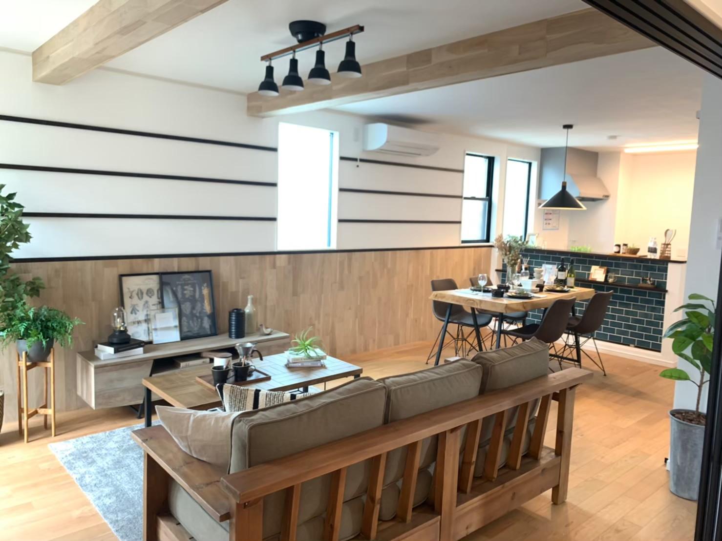 記事 大阪高槻宮野町14号 野村工務店様-モデルハウスのアイキャッチ画像